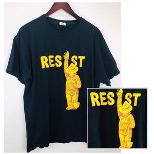 Smokey The Bear Resist T-shirt Mens Sz L